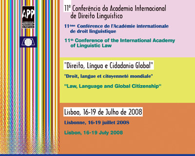 11ª Conferência da AIDL