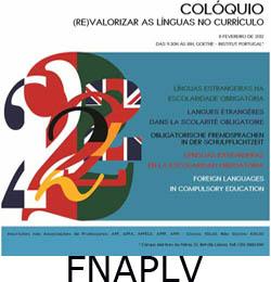 Colóquio FNAPLV 2012
