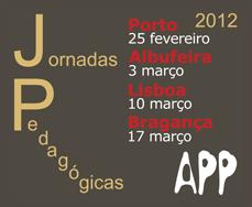 Jornadas Pedagógicas APP 2012