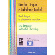 Direito, Língua e Cidadania Global