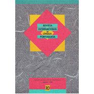Revista Internacional de Língua Portuguesa n.º 10