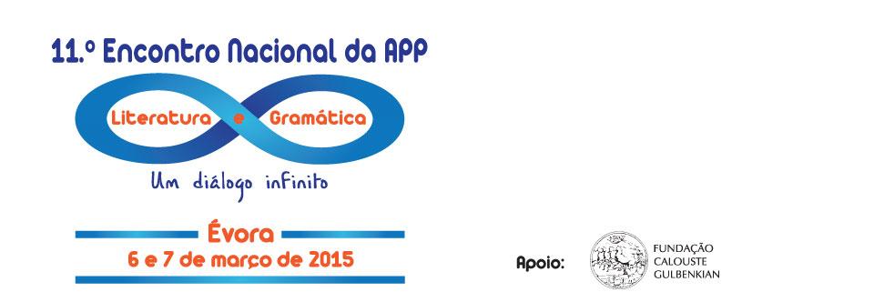 11.º Encontro Nacional da Associação de Professores de Português