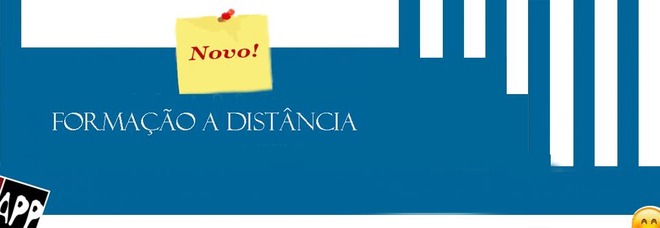 APP-Formação a distância: ano letivo 2020-2021